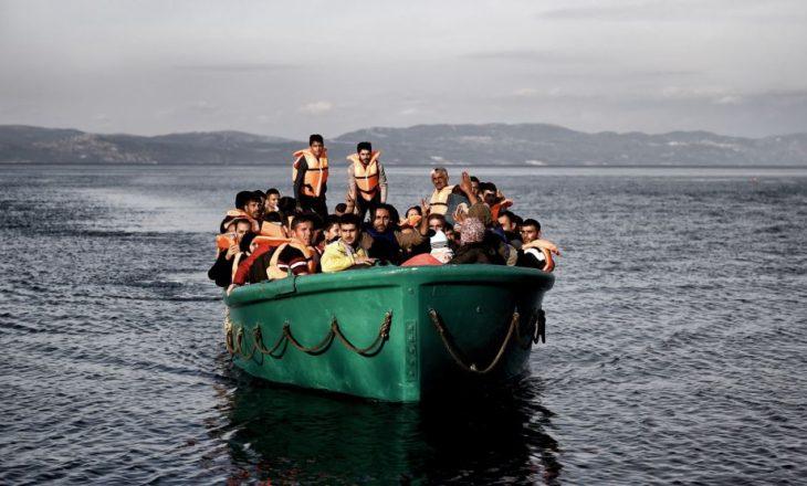Turqia ndalon 137 migrantë që ishin nisur drejt Greqisë