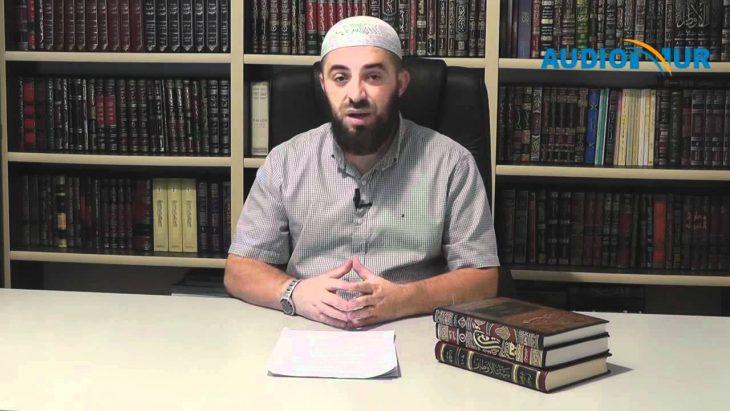 Enes Goga, kryeimam në Këshillin e Bashkësisë Islame (BIK) në Pejë,