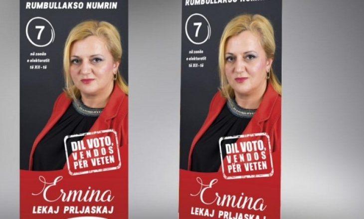 Ermina Perlaskaj, edhe një mandat deputete në Parlamentin e Kroacisë