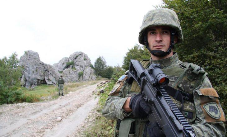 FSK stërvitë bashkë me forcat shqiptare dhe britanike