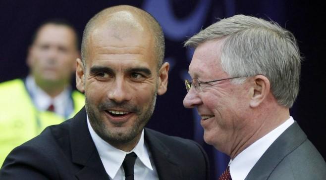 Ferguson i magjepsur nga Guardiola