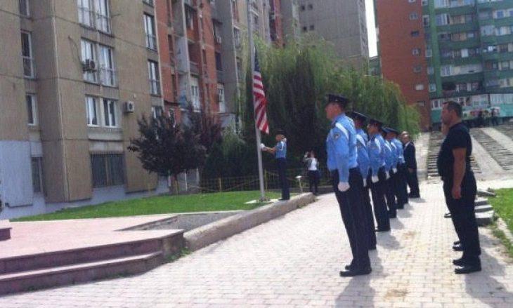 Flamuri në gjysmështizë, për nder të viktimave të 11 shtatorit