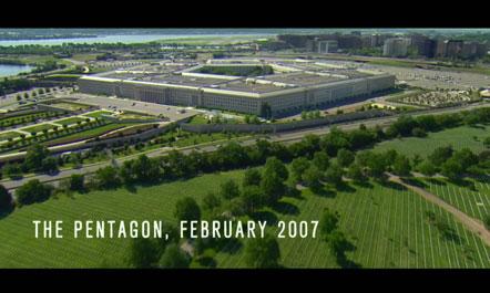 Në filmin për mashtrimet e Pentagonit, 3 minuta i kushtohen Gërdecit