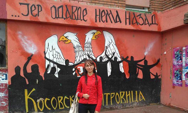 Gazetarja ruse tallet me shtetin e Kosovës
