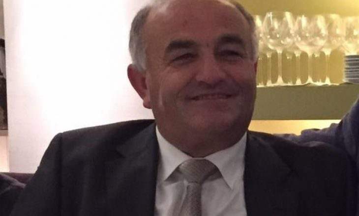 Rektori Demaj telegram ngushëllimi për familjen e profesorit Cakolli
