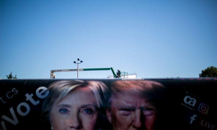 Clinton dhe Trump gati për betejën historike të debatit