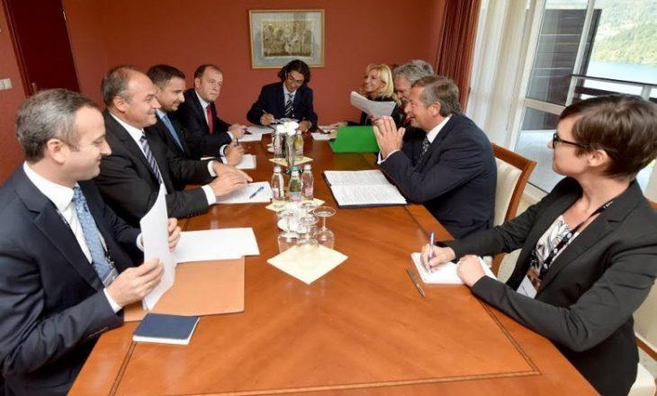 Hoxhaj thotë se mori mbështetjen e Sllovenisë për liberalizimin e vizave
