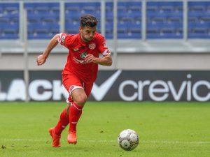 U23 des 1. FSV Mainz 05 gegen den MSV Duisburg am 4. Spieltag der 3. Liga Saison 2016/17, Schauinslandreisen Arena Duisburg