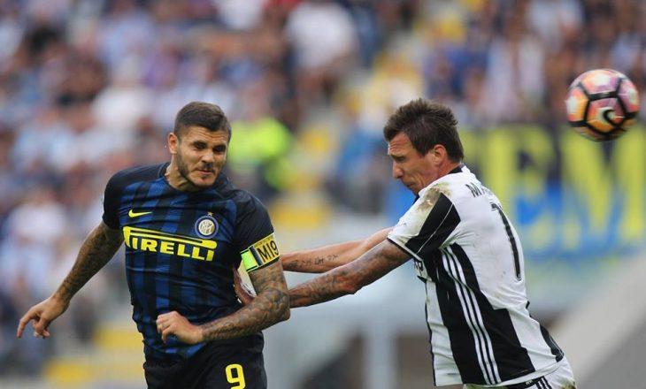 Interi shkëlqen në derbi, mposht Juventusin