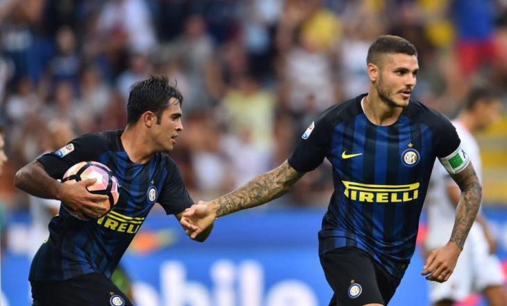 Memushaj e Pescara mposhten nga Interi