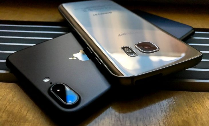 Kamera e iPhone 7 nuk është më e mirë se ajo e Samsung Galaxy S7