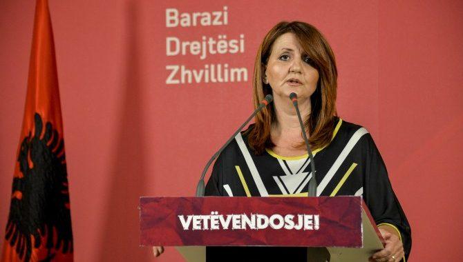 """Vetëvendosje thotë se """"qeveria Pronto po e rrënon vendin"""""""