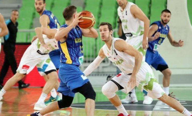 Kualifikimet Eurobasket 2017 – Sot Kosova pret Slloveninë