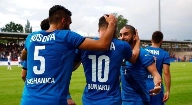 Formacionet zyrtare të ndeshjes Finlandë – Kosovë