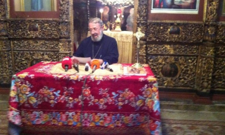 Kisha ortodokse shqiptare krahason kishën ortodokse serbe me ISIS-in