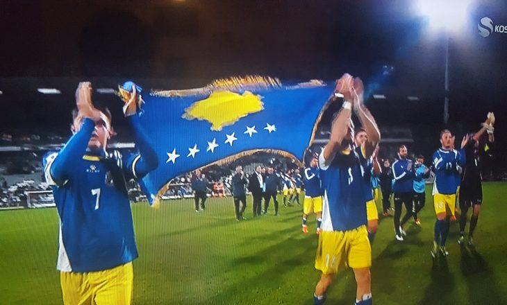 """Kosova i nis mbarë kualifikimet e Botërorit """"Rusi 2018"""""""