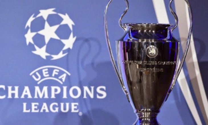 Liga e Kampionëve nis sonte me tetë ndeshje