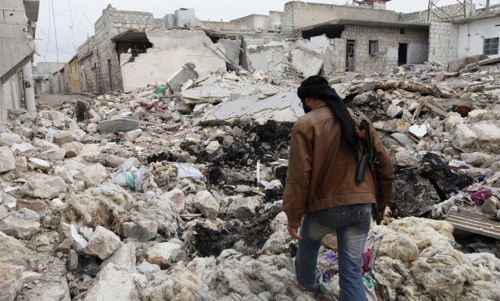 ShBA dhe Rusia dështuan të arrijnë marrëveshje për Sirinë