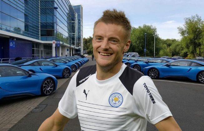 Kaos në parkingun e Leicester: Veturat e lojtarëve kanë të njëjtën ngjyrë