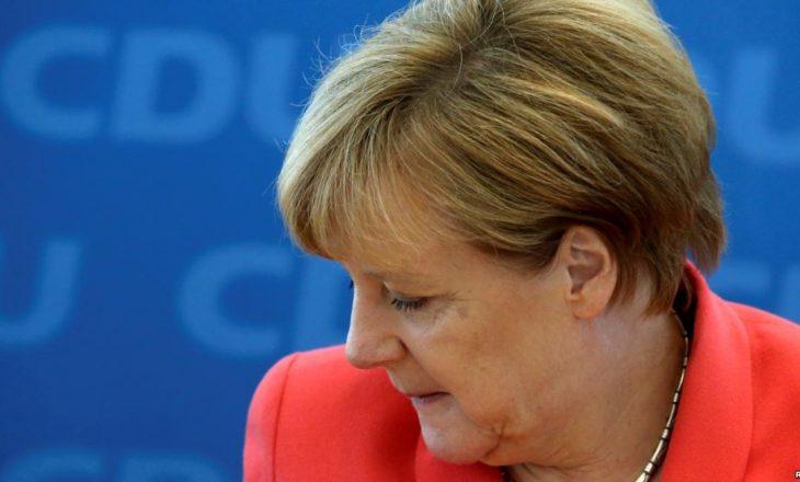Merkel e pranoi një pjesë të fajit për disfatën zgjedhore