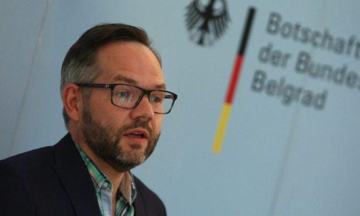 Ministri gjerman paralajmëron Serbinë rreth marrëdhënieve me Kosovën