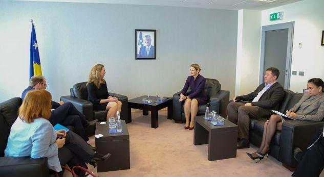 Drejtuesit e Speciales në Prishtinë, kërkojnë përkrahjen e ministrisë së Drejtësisë