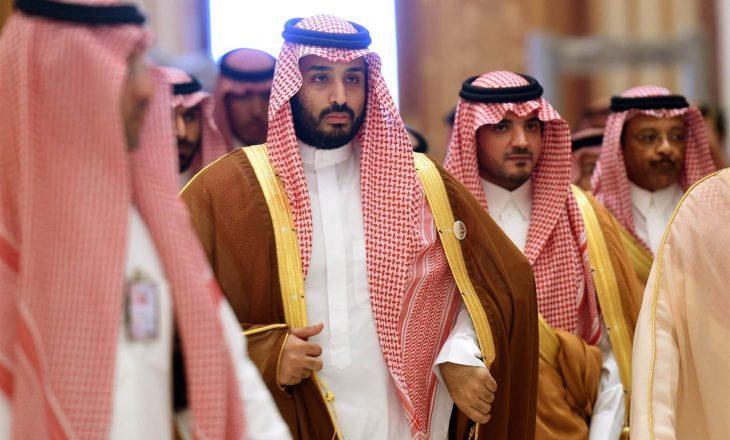 Për herë të parë në histori, princi ua zbret pagat arabëve
