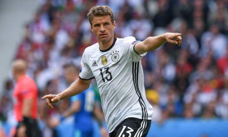 Muller tregon se çka i duhet Gjermanisë