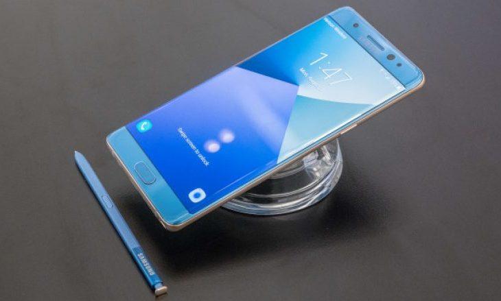 Zyrtare: Samsung tërheq Galaxy Note 7 nga tregu global