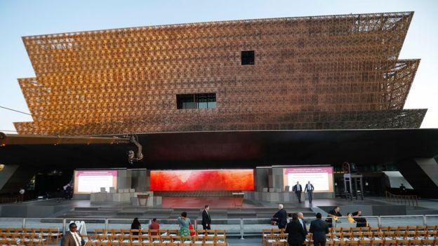 Hapet muzeu i parë afro-amerikan