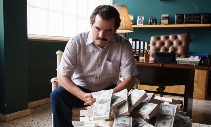 """""""Narcos""""/ Ju """"flet"""" Pablo Escobar"""