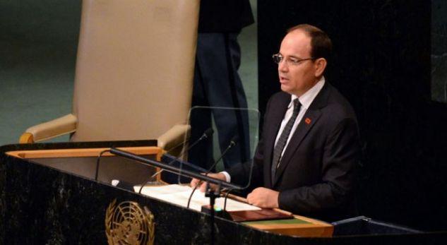 Nishani në OKB, kërkon njohjen e shtetit të Kosovës