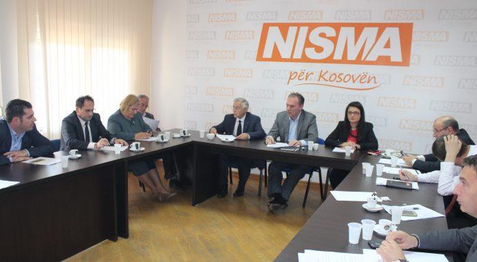 NISMA i thotë po ftesës së kryeministrit, por ka një kusht