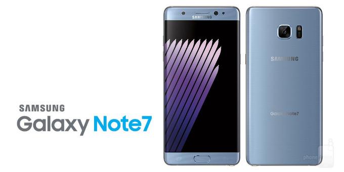 Amerika kërkon nga Samsung tërheqjen e Note 7 nga tregu