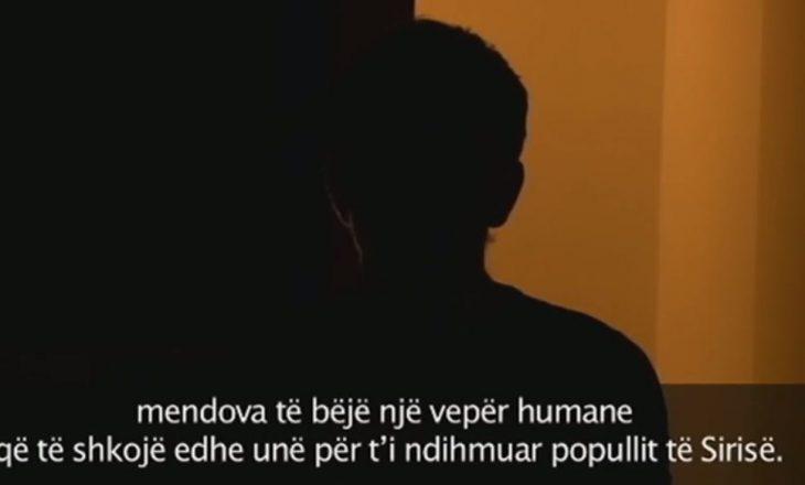 Rrëfimi i shqiptarit që u kthye i penduar nga Siria