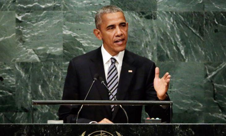 Fjalimi i fundit i Presidentit Obama para Asamblesë së Përgjithshme të OKB-së