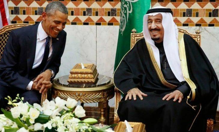 Obama ofroi armë Arabisë Saudite më shumë se pararendësit e tij