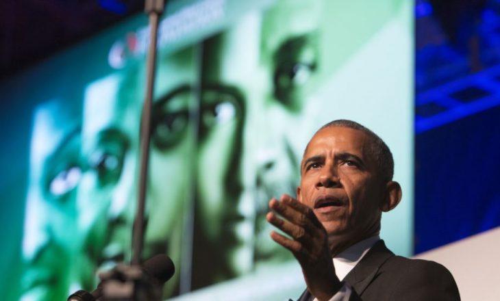 Obama: Shoqëria amerikane nuk i mbështet femrat e fuqishme