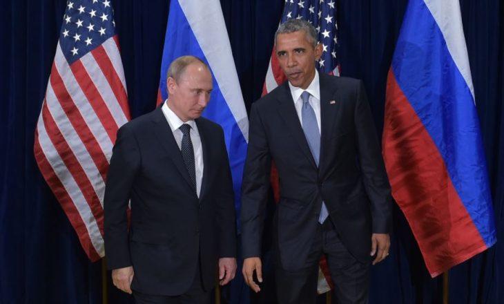Obama kritikon Putinin për përdorimin e forcës