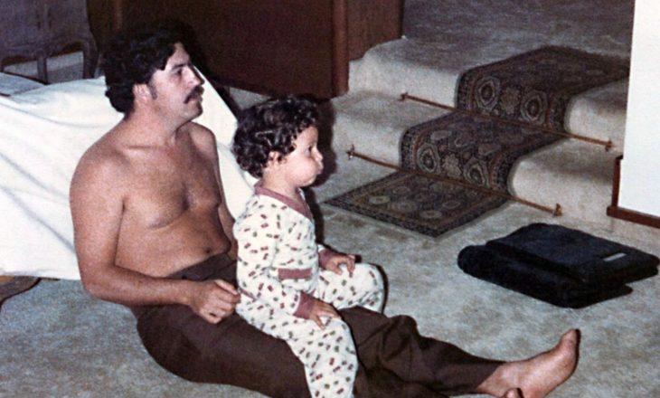 """Jeta e Pablo Escobarit, """"Mbretit të kokainës"""""""