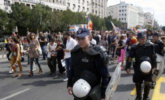Një kosovar mbështeti paradën e sotme të homoseksualëve në Beograd
