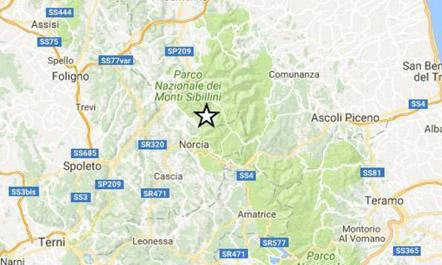 Sërish tërmet në Itali