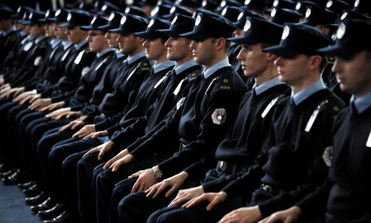 Policia e Kosovës feston 17-vjetorin e themelimit
