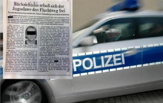 Arrestohet pas 32 vjetësh i dyshuari shqiptar për plagosjen e policit gjerman