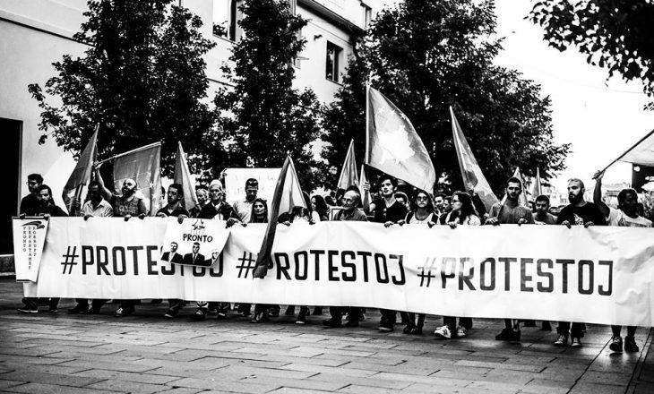 Paralajmërohet protesta e 10-të e #PROTESTOJ