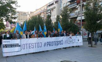 #Protestoj, Gjykatës së Apelit: Mos merrni vendime të ndikuara nga Adem Grabovci