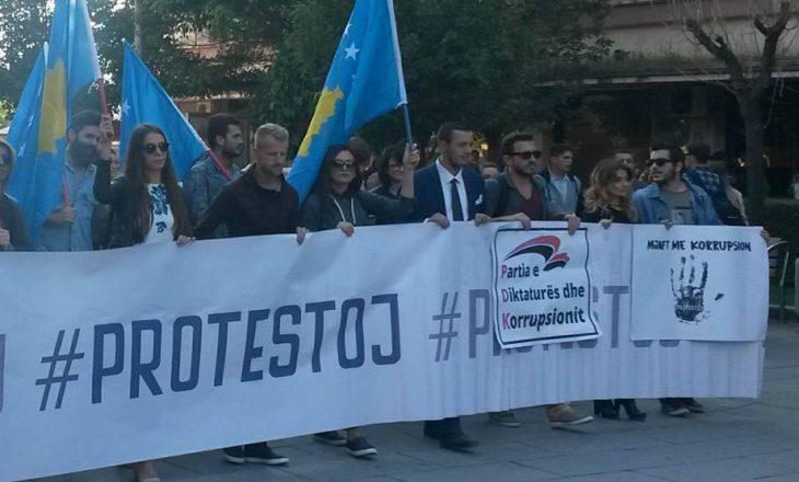 #Protestoj – kundër korrupsionit me muzikë klasike