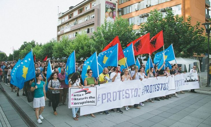 #Protestoj: Pushteti synon ta mbysë pleqërinë e dinjitetshme