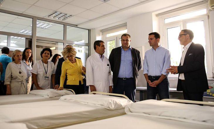 Hapet Qendra e Mjekësisë familjare në ish-objektin e Gjykatës së Qarkut në Prishtinë