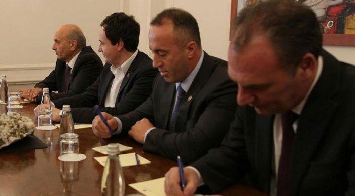Pikëpyetja e takimit Qeveri-opozitë
